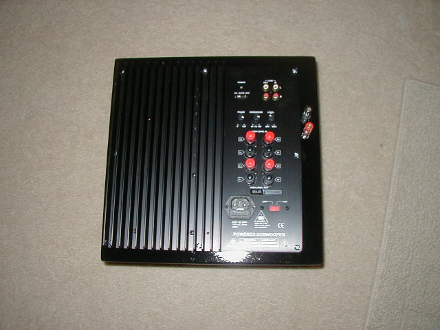 Plate Amp Box